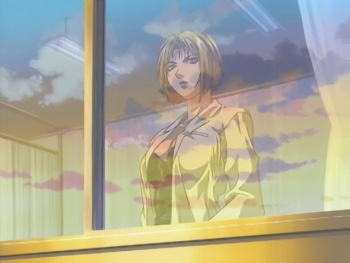 Shot S1E1 kitami stares out window.jpg